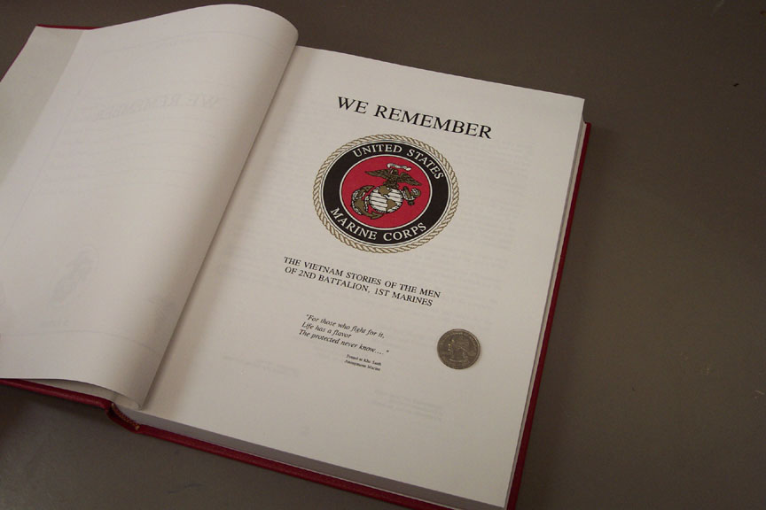 First Page - C Troop logo